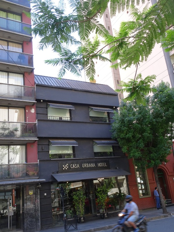 Hotel Casa Urbana