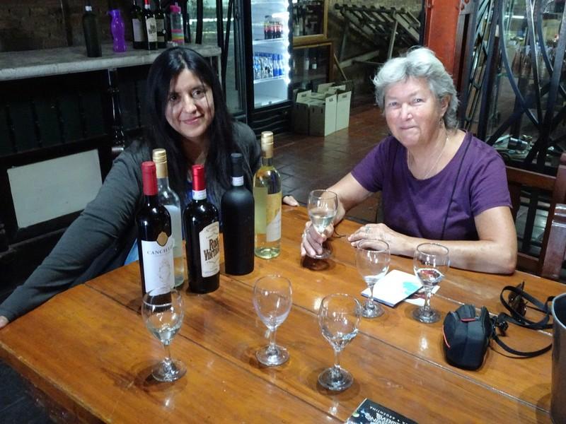 Antigua Bodeba Giol - tasting