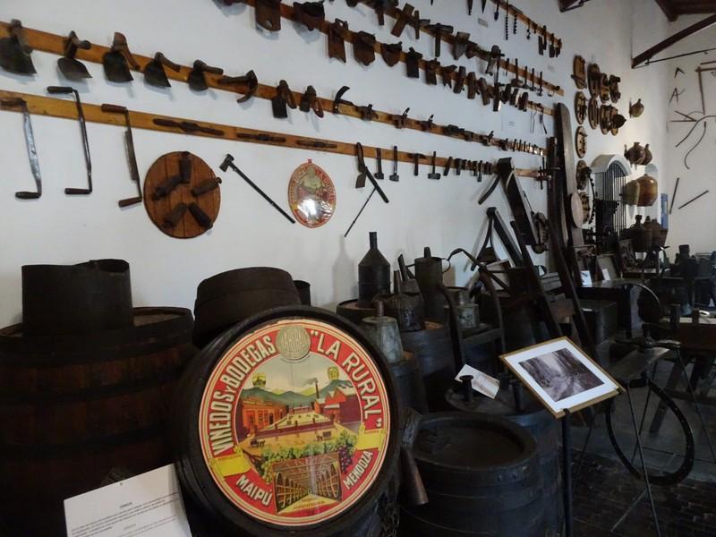 Bodega La Rural - museum tour