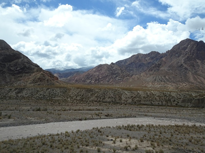 Mendoza to Chile across the Andes