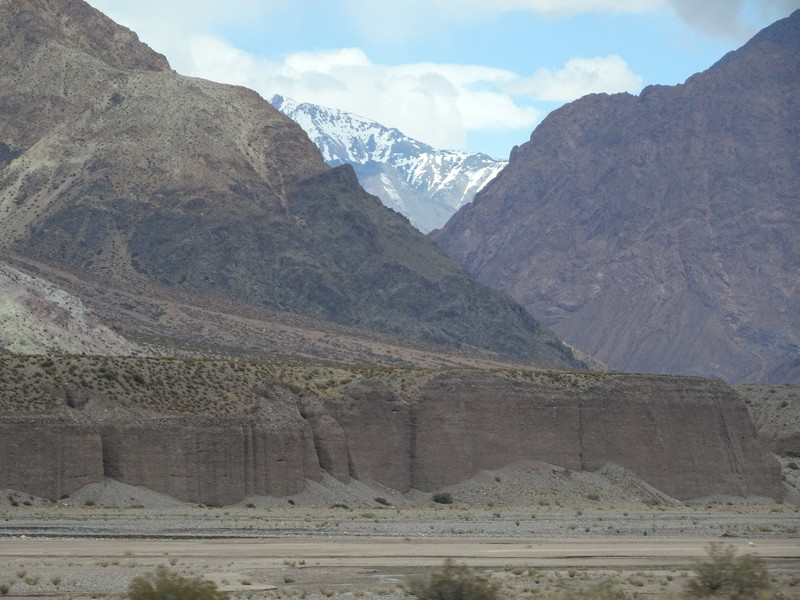 Mendoza to Chile across the Andes15