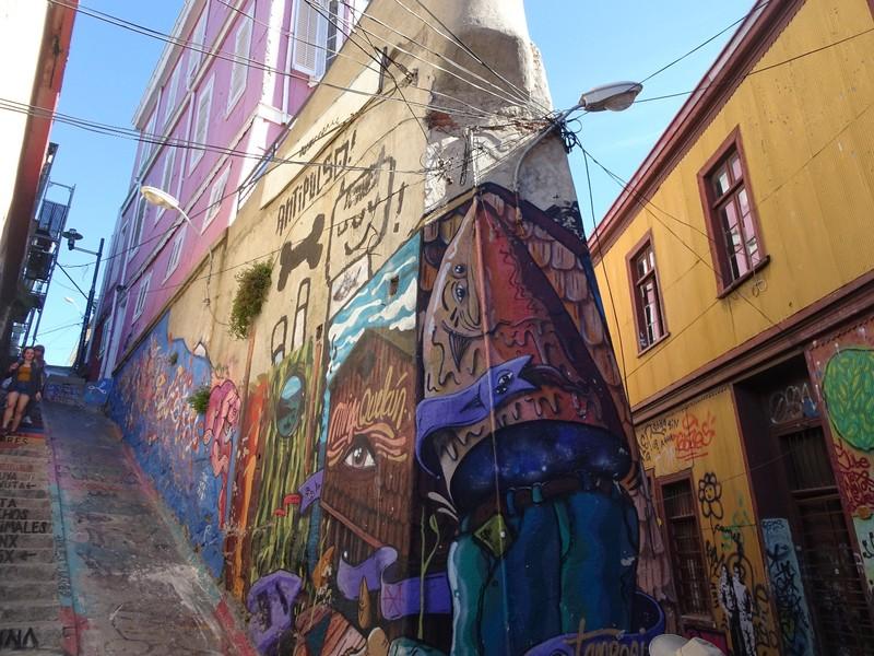 Around the Alegre and Concepcion cerros