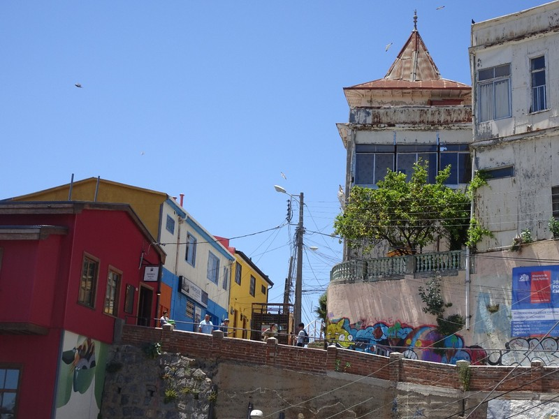 Bellavista Barrio and 'Open Air Museum'