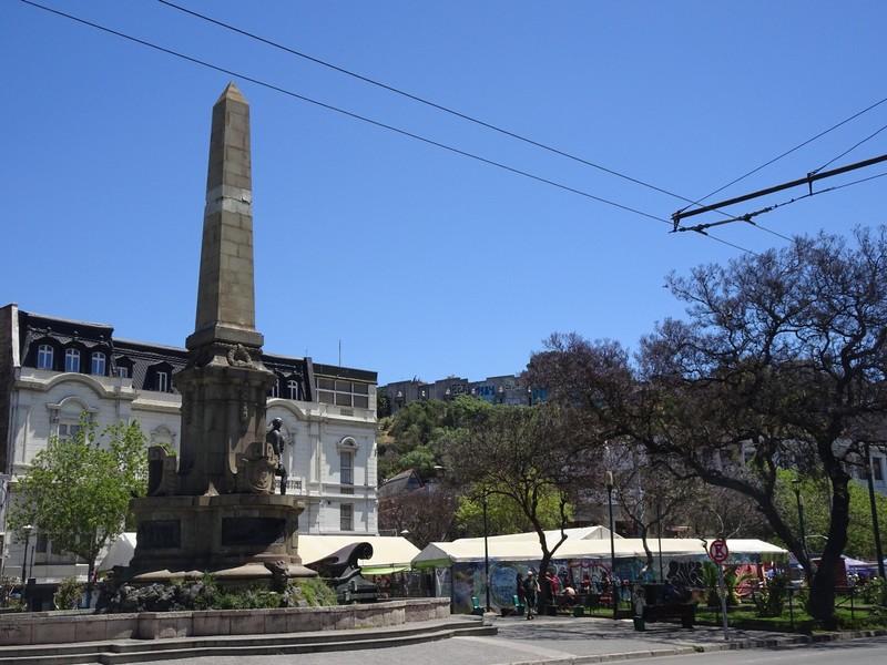 Around Valparaiso town