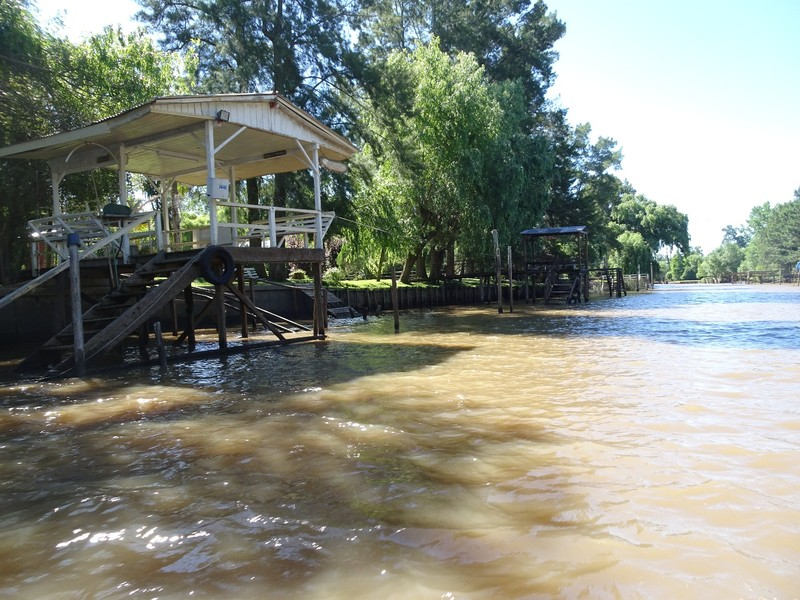 Tigre - River Plate Delta 1 hour tour