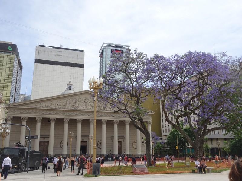 Around Buenos Aires centre - Plaza de Mayo