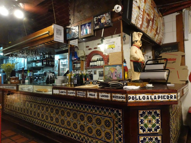 Ricoleta - El Sanjuanino restaurant