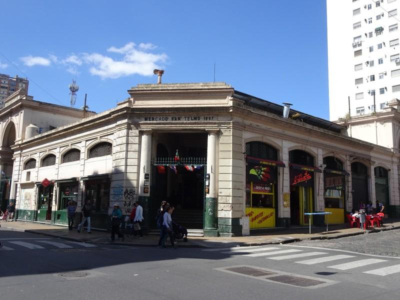 San Telmo Mercado
