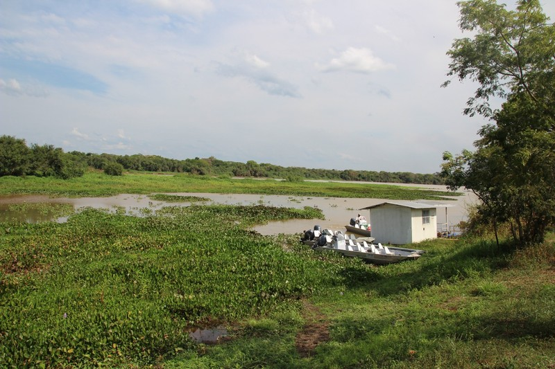 Pantanal Extreme Tour - departure point