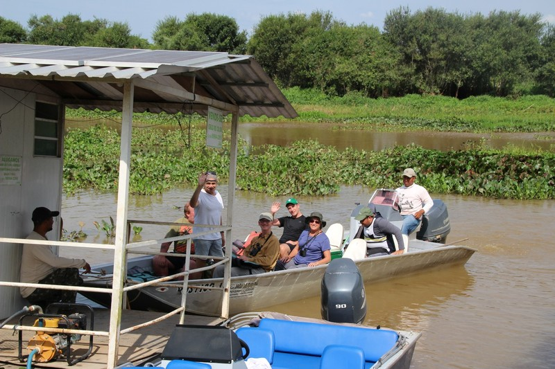 Pantanal Extreme Tour - ready for departure