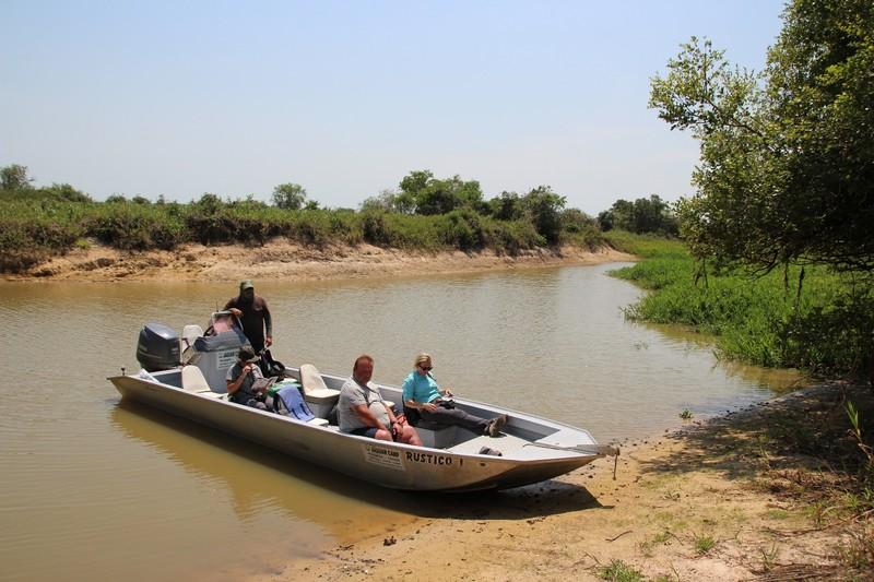 Pantanal Extreme Tour - Day 4 - Pit stop