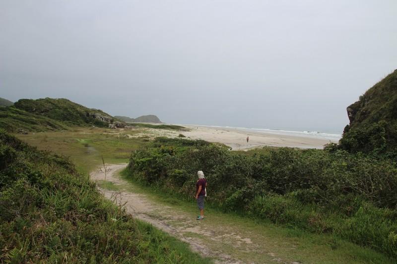 Path to Praia do Boia