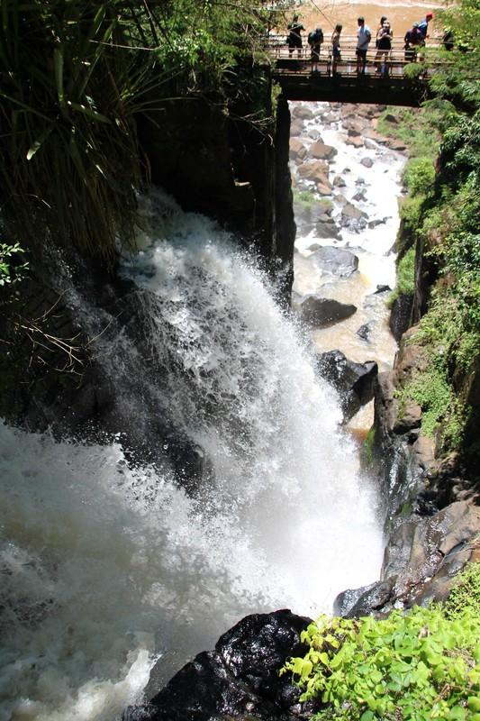 Iguazu Falls Argentina - Circuit Inferior- Alvar Nunez falls