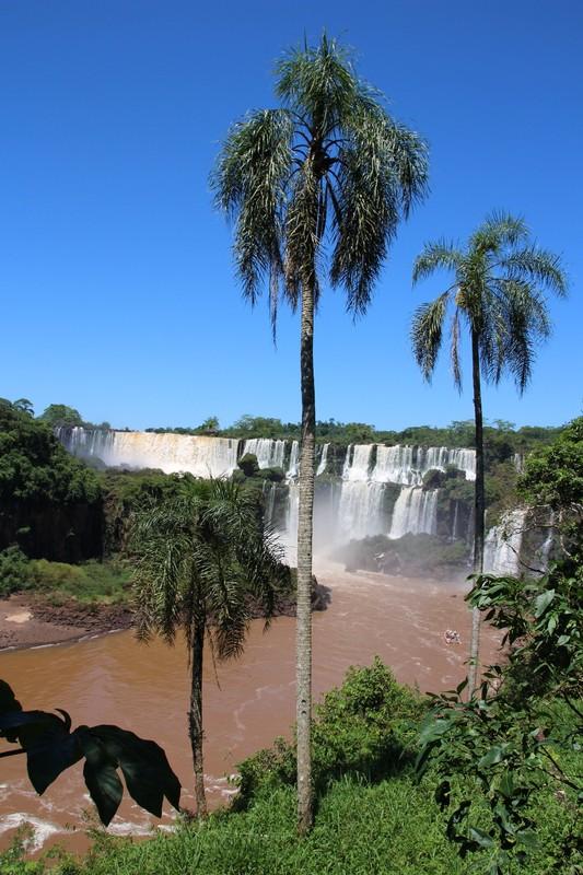 Iguazu Falls Argebtina - Circuit Inferior