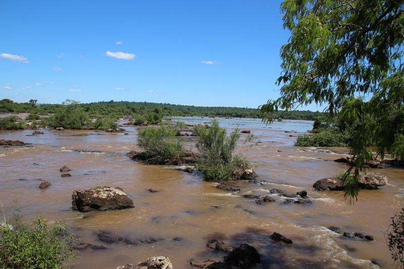 Iguazu Falls Argentina - Superior Circuit