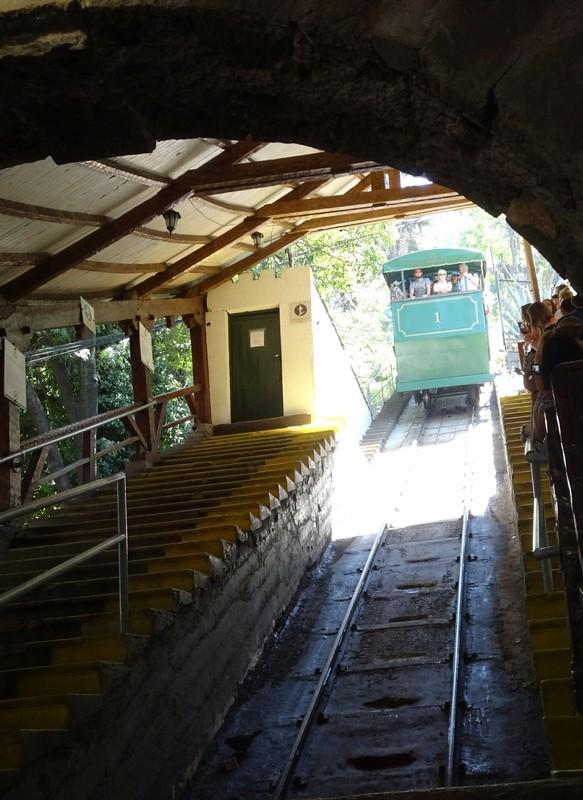 Serro San Cristobel Park - Funicular
