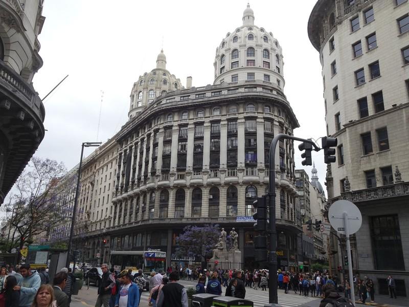 Around Buenos Aires centre