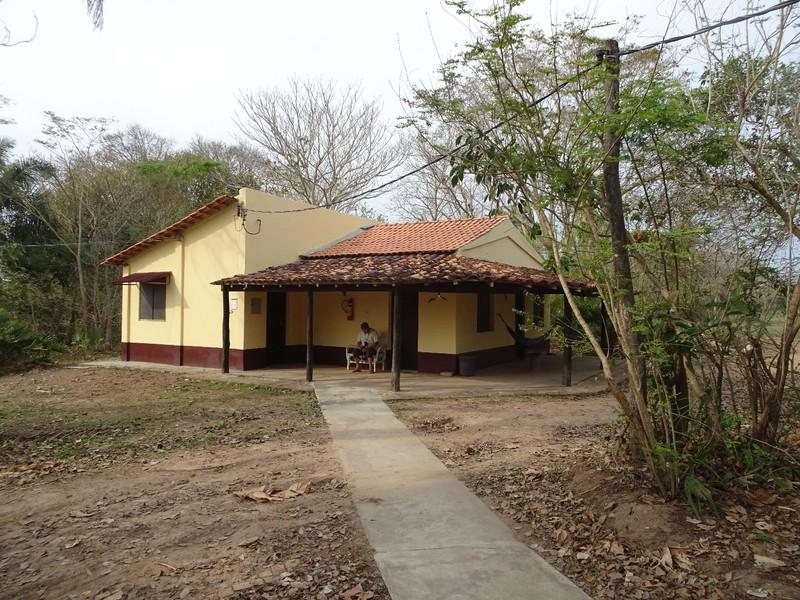 Pouso Alegre Lodge - our rooms