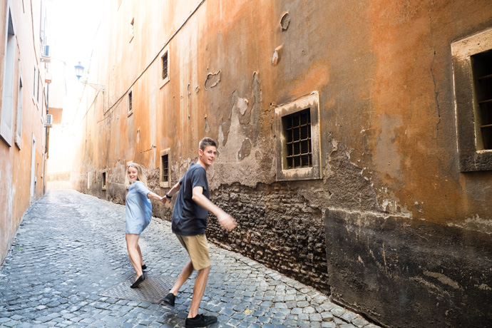 mandy-and-chris-rome-alley