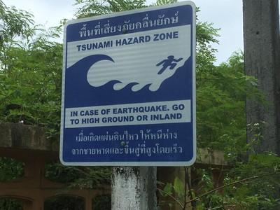 Clue to tsunami past