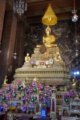 Jade Buddha at Royal Palace complex