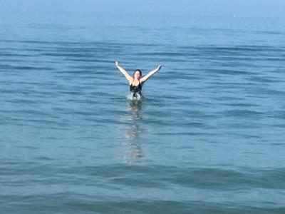 Orsi in sea