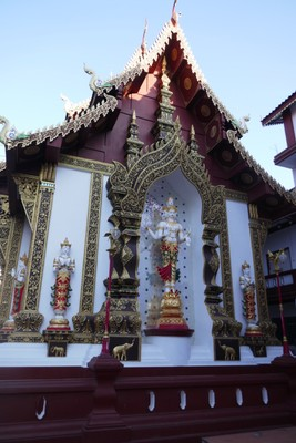 exterior of same temple