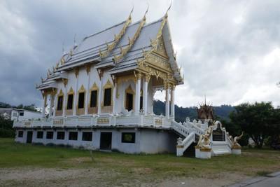 impressive, unknown temple