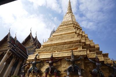 Golden Stupa, near Royal Palace