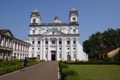 Basilica, Old Goa