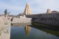 Virupaksha Temple and water tank