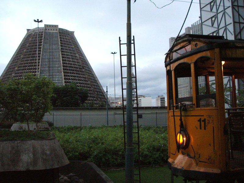 Catedral and the Tram