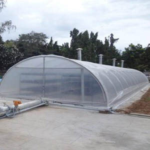 Solar Tunnel Dryer Suppliers - Agri Applications - Excess India