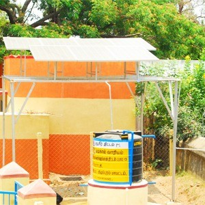Solar  Water Pumping System | Agricultural Solar Pumps - Excess India
