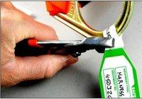 Crane Inspection Labels