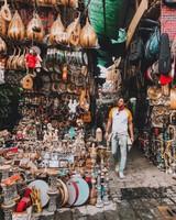 Khan el khalili bazaar - oldest egyptian market