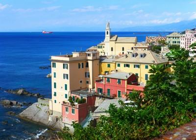 La Boccadasse, Genoa
