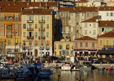 Vieux Port, Nice, France
