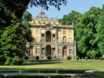 Villa Torrigiani Near Florence