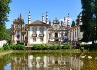 Palacio de Mateus, Near Vila Real, Portugal
