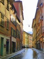 Nervi, suburb of Genoa