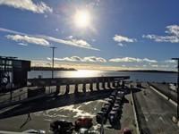 Sunny Helsinki Harbour