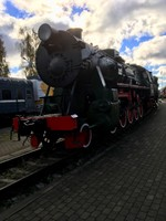 Big Russian Locomotive (4-10-0)