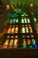 La Sagrada Family, Barcelona, Spain