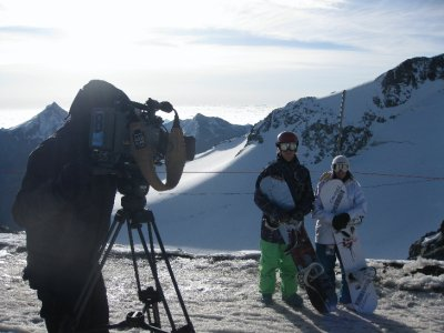 Saas Fee - interview