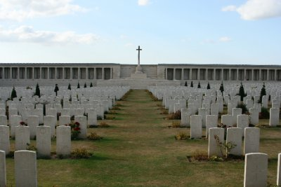 somme - cemetary
