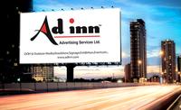 Adinn Hoarding advertisement