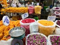 Bangkok Flower Market 3