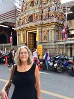 """Hindu Temple """"Wat Kek"""" Silom"""