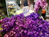 Bangkok Flower Market 2